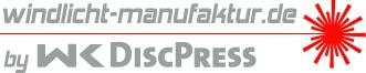 Logo WK DiscPress - Wolfgang Kleinhappel